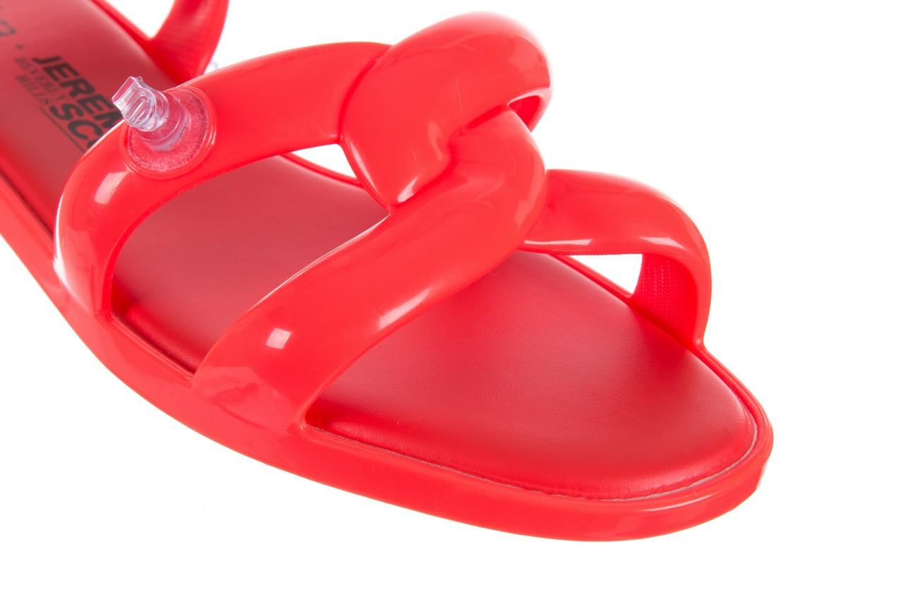 Sandały melissa tube sandal jeremy sc neon orange, pomarańczowy, guma - sandały - melissa - nasze marki 11