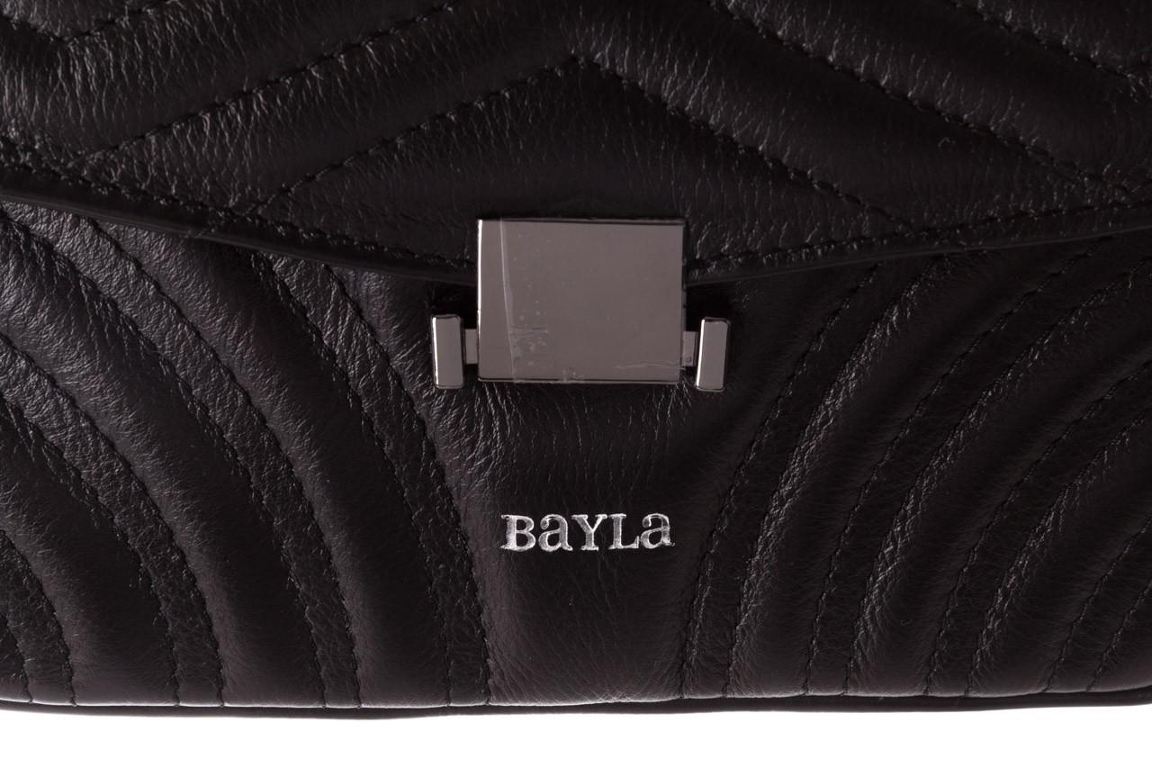Torebka bayla-180 czarna torebka ze skóry luna - akcesoria - kobieta 11