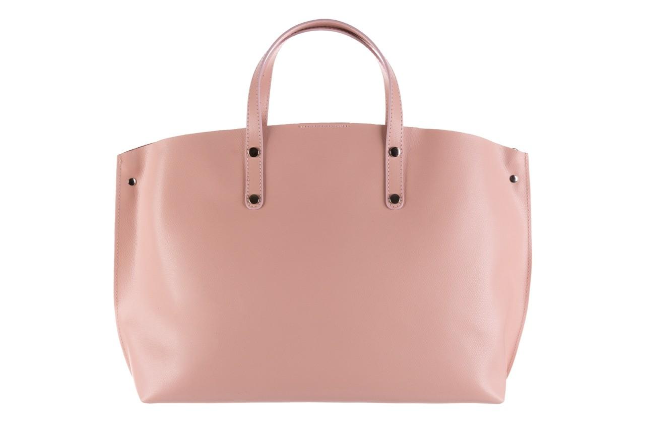 Torebka bayla-180 jasnoróżowa torebka ze skóry loren - akcesoria - kobieta 11