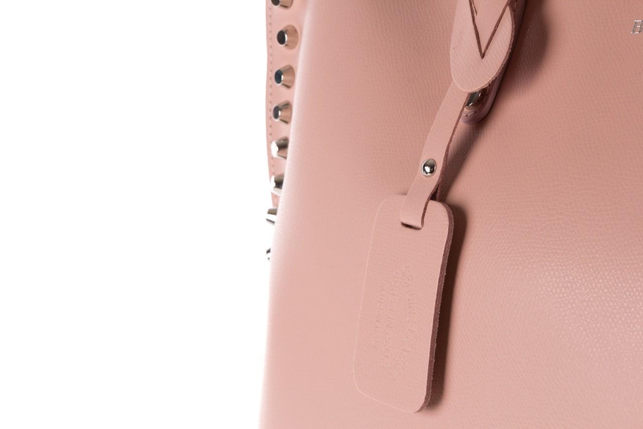 Torebka bayla-180 jasnoróżowa torebka ze skóry loren - akcesoria - kobieta 14