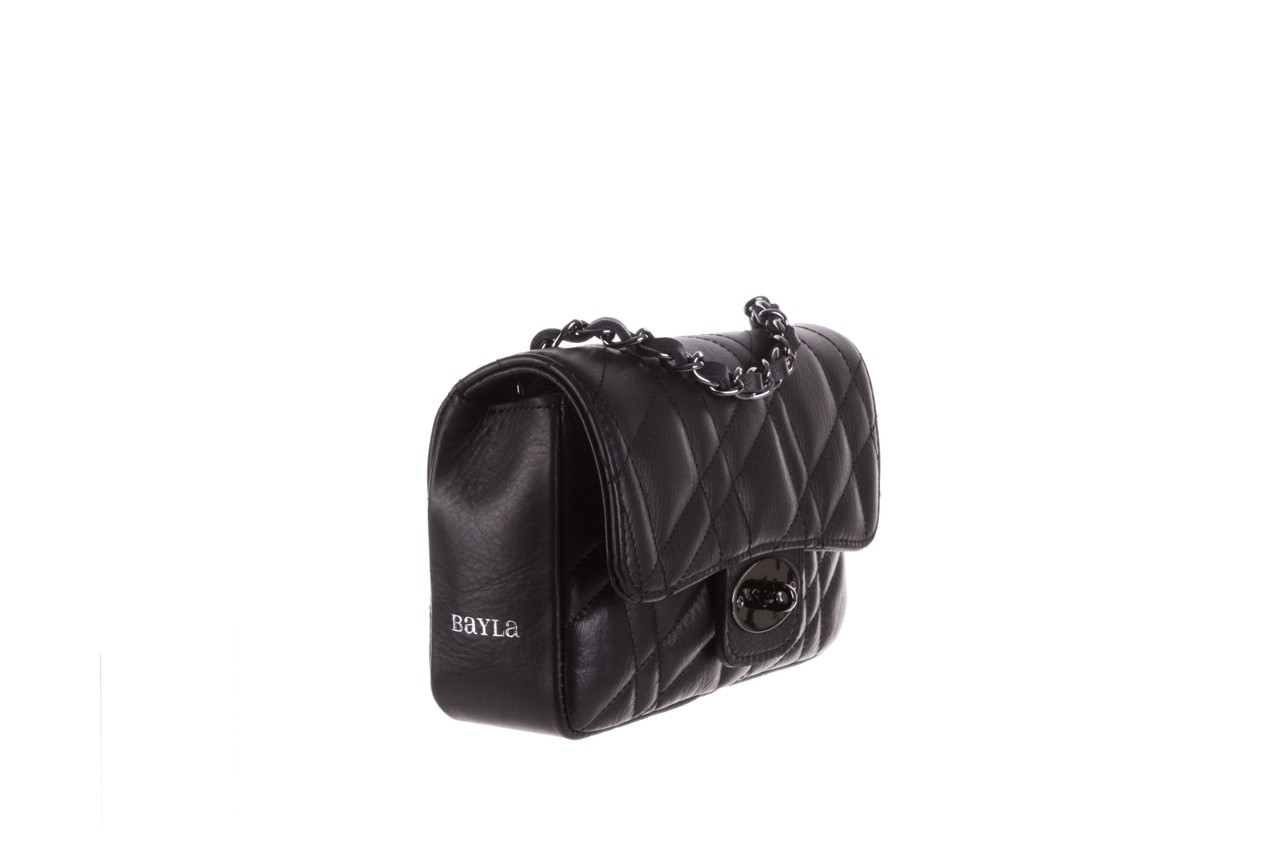 Torebka bayla-180 czarna torebka ze skóry mara - torebki - akcesoria - kobieta 10