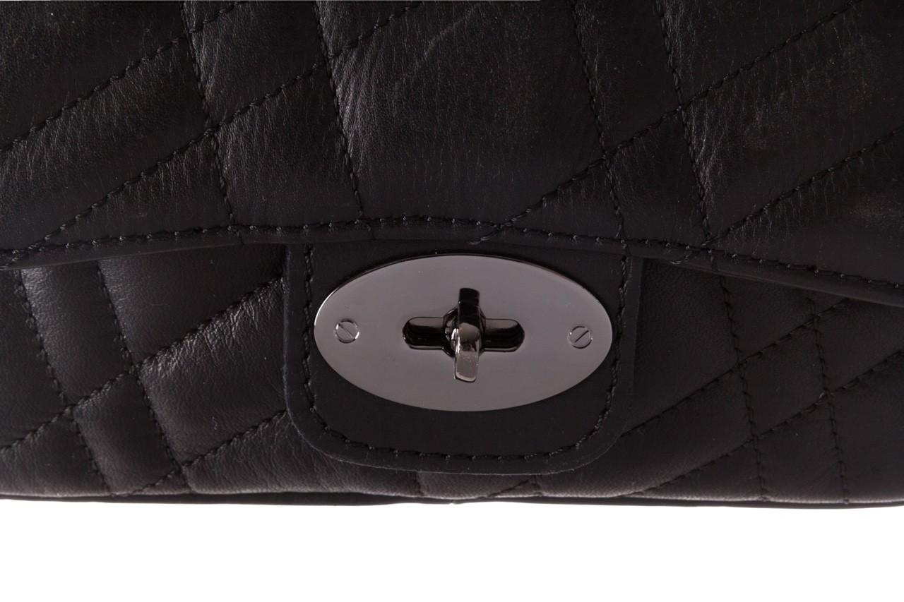 Torebka bayla-180 czarna torebka ze skóry mara - torebki - akcesoria - kobieta 12