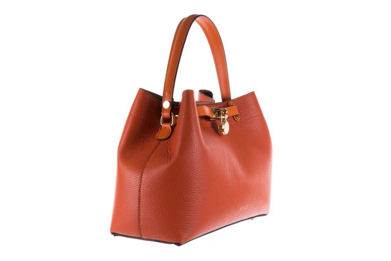 Torebka bayla-180 pomarańczowa torebka ze skóry hera - bayla - nasze marki 8