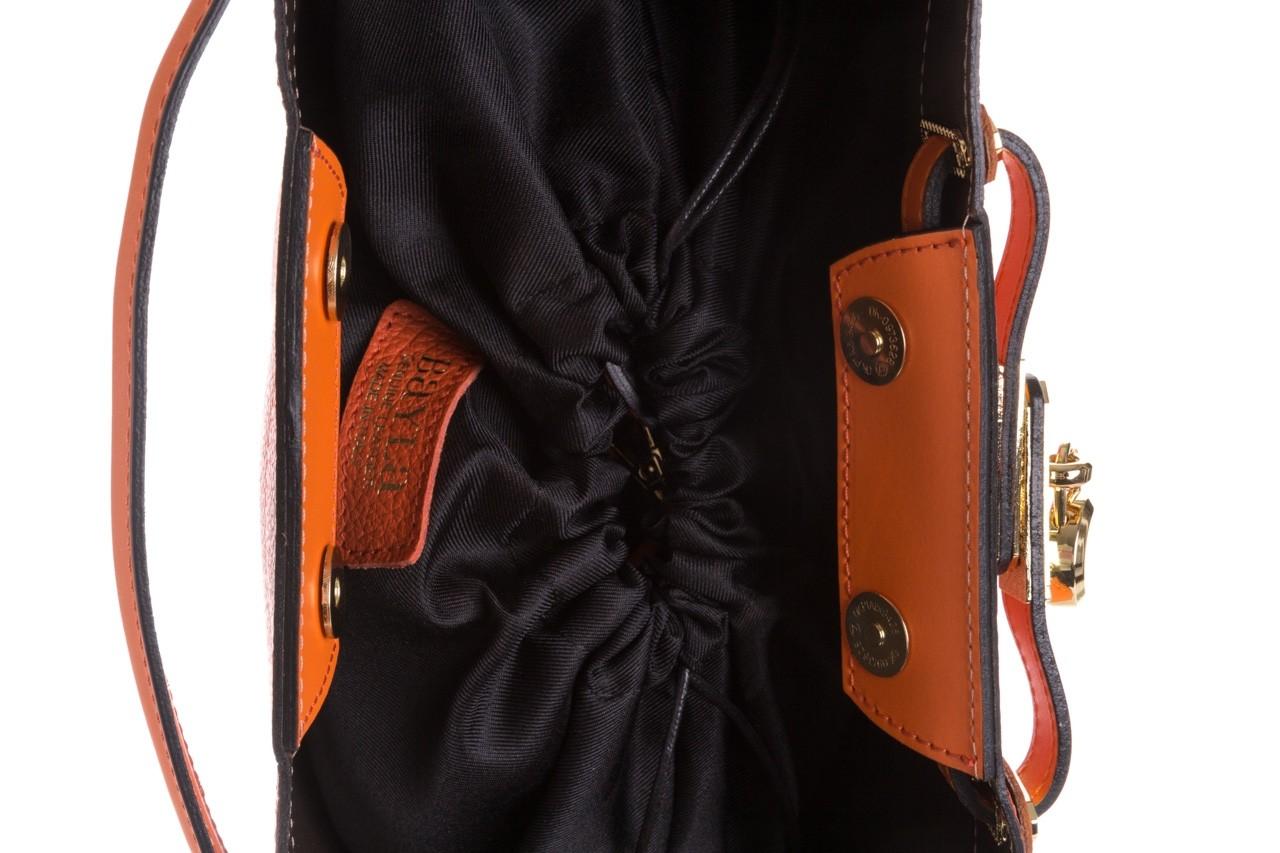 Torebka bayla-180 pomarańczowa torebka ze skóry hera - bayla - nasze marki 13