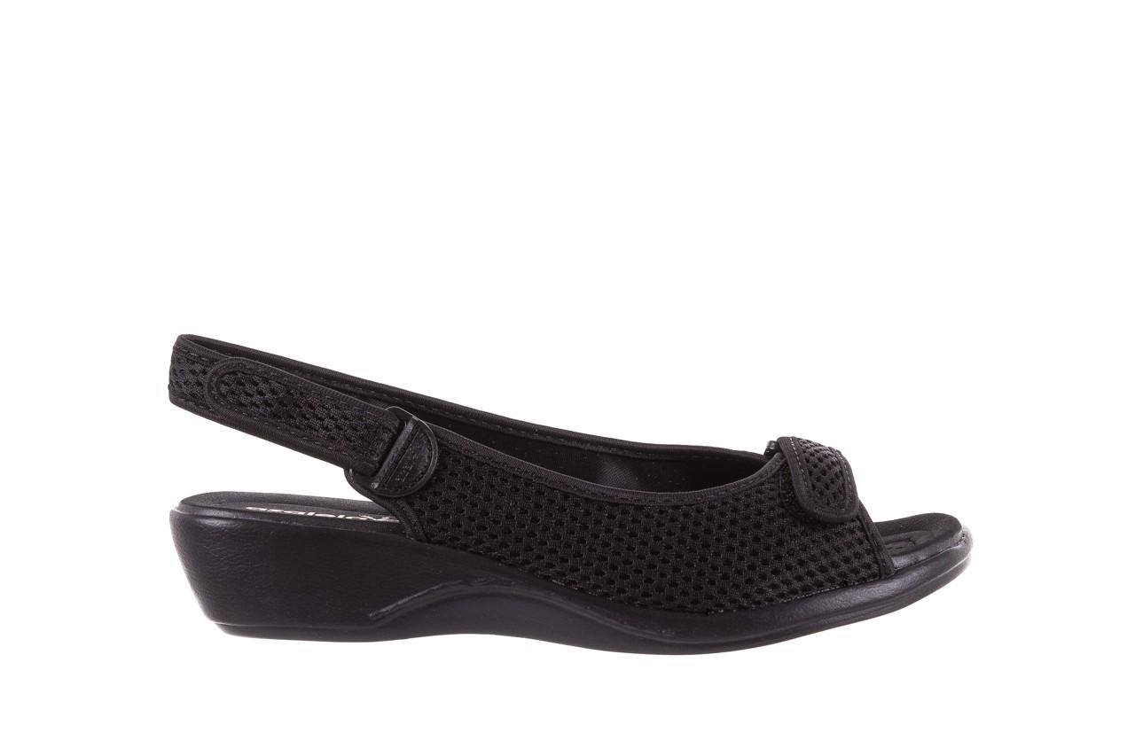 Sandały azaleia 322 261 black, czarny, materiał - azaleia - nasze marki 7
