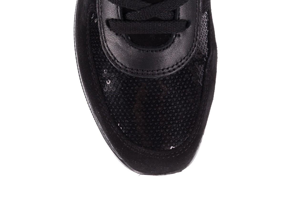 Trampki imac 208850 black black, czarny, skóra naturalna - imac  - nasze marki 14