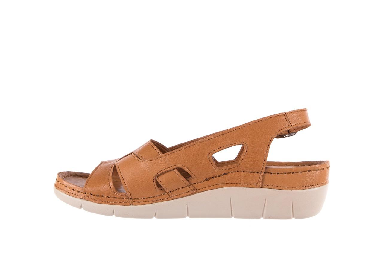Sandały bayla-112 0348-3003 tan, brąz, skóra naturalna  - bayla - nasze marki 10