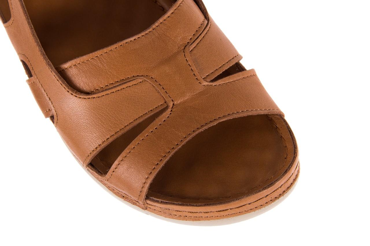 Sandały bayla-112 0348-3003 tan, brąz, skóra naturalna  - bayla - nasze marki 14