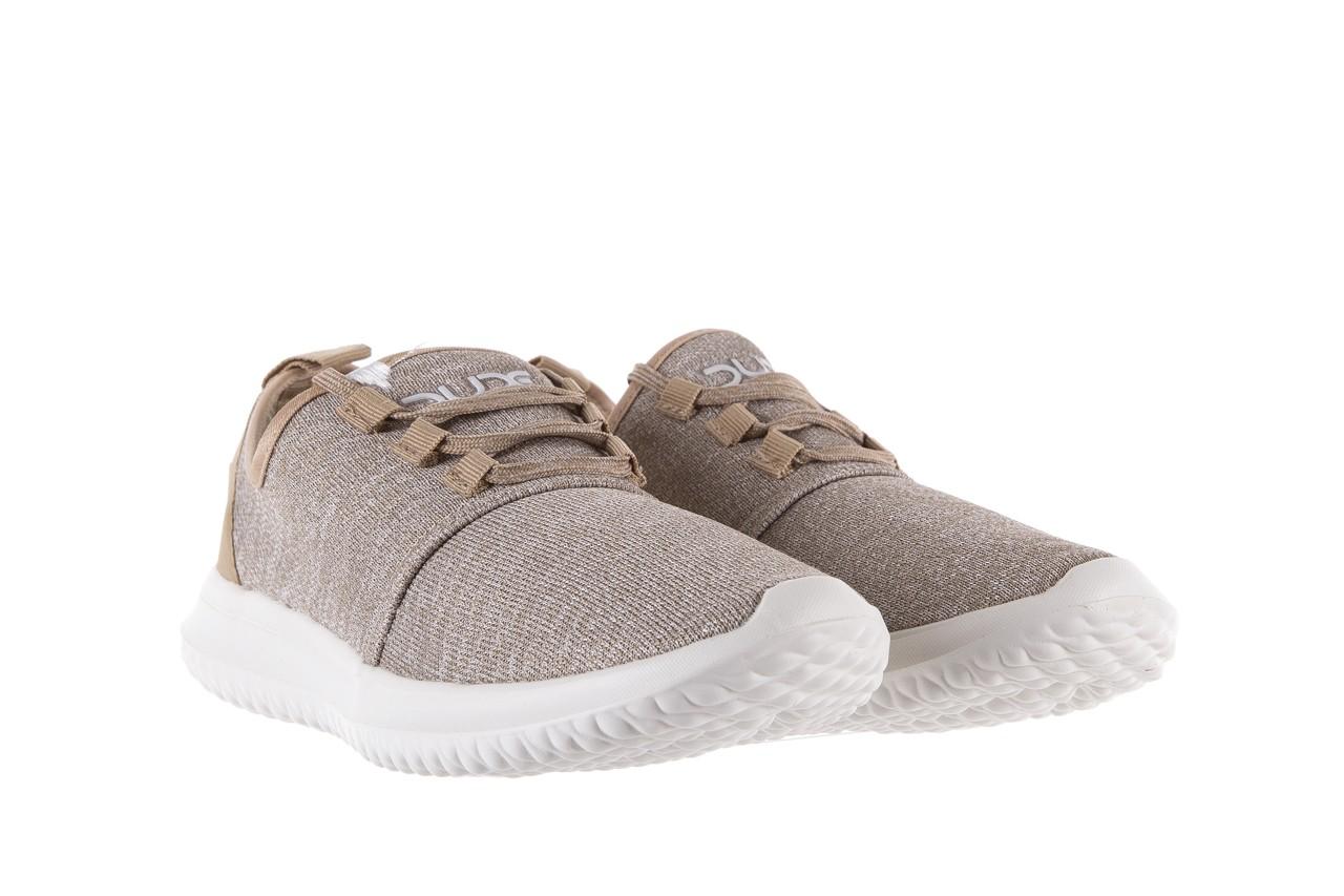Półbuty heydude relay sox beige, beż, materiał - sportowe - półbuty - buty męskie - mężczyzna 7