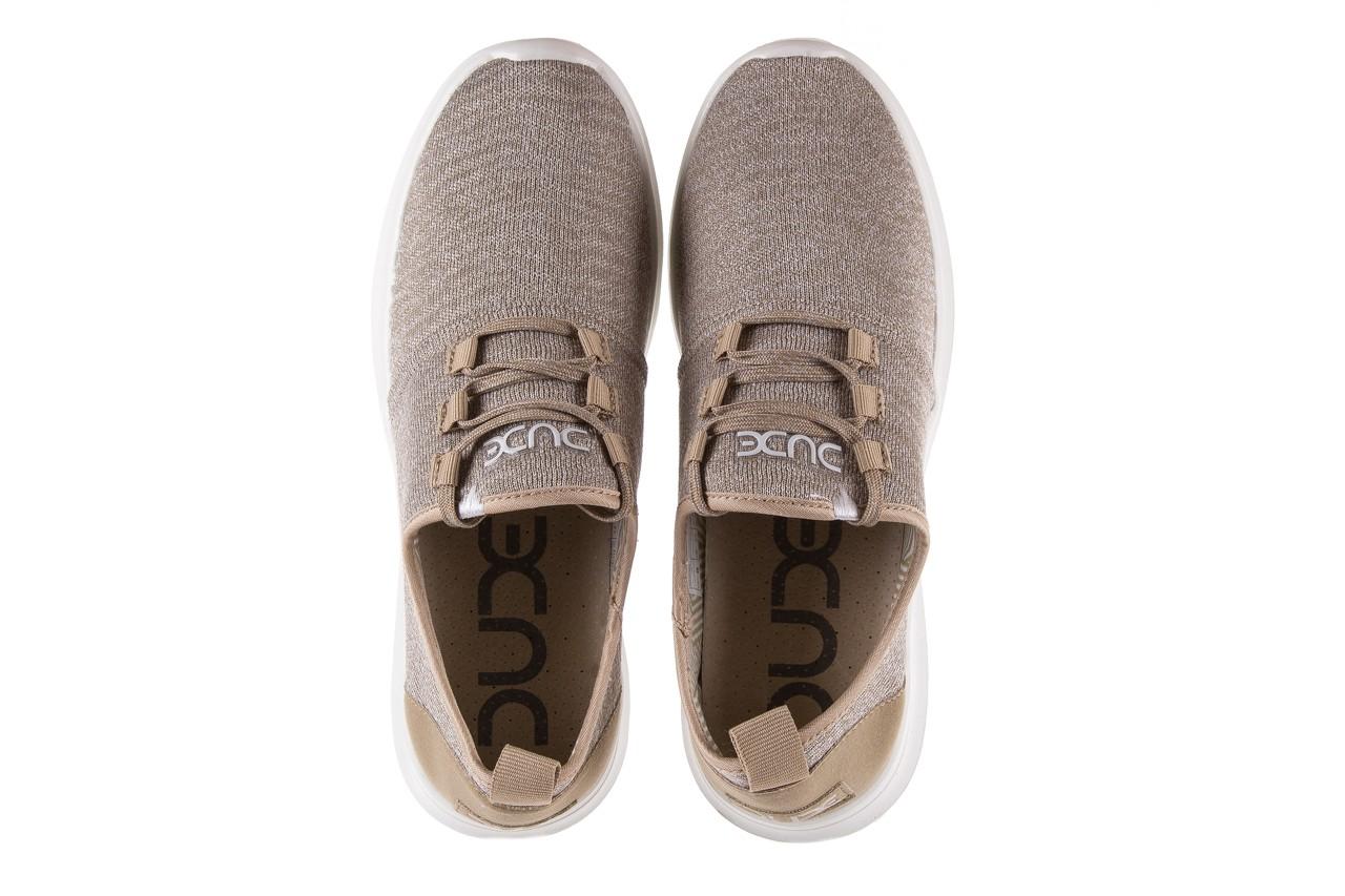 Półbuty heydude relay sox beige, beż, materiał - sportowe - półbuty - buty męskie - mężczyzna 10