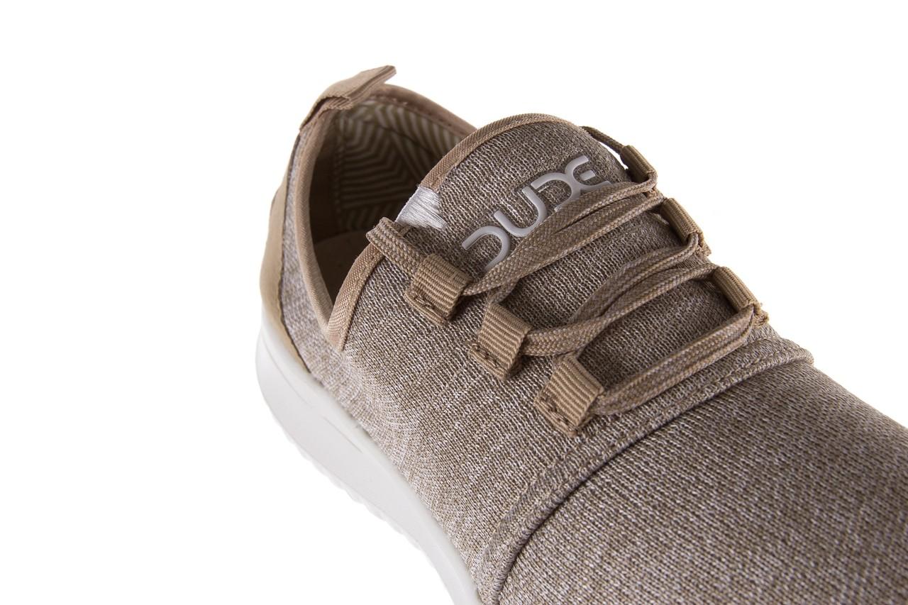 Półbuty heydude relay sox beige, beż, materiał - sportowe - półbuty - buty męskie - mężczyzna 11