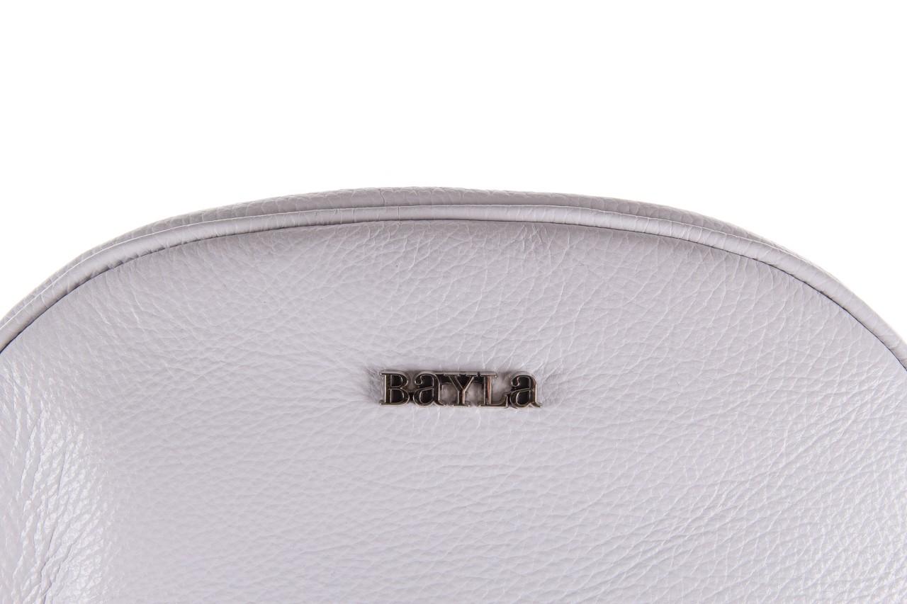 Torebka bayla-165 torebka skórzana vicky biała, skóra naturalna  - bayla - nasze marki 11
