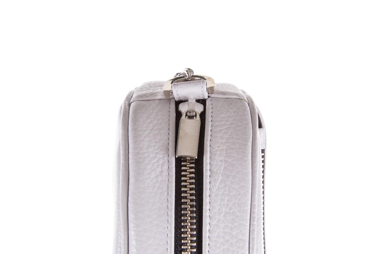 Torebka bayla-165 torebka skórzana vicky biała, skóra naturalna  - bayla - nasze marki 10