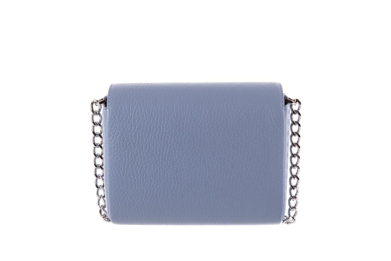 Bayla-165 torebka skórzana camilla niebieska - bayla - nasze marki 6