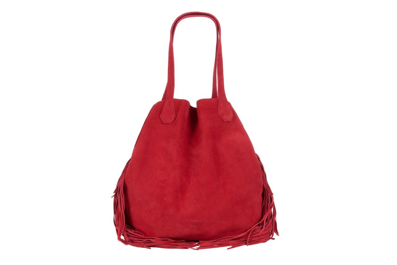 Bayla-125 torebka skórzana katania czerwona - bayla - nasze marki 5