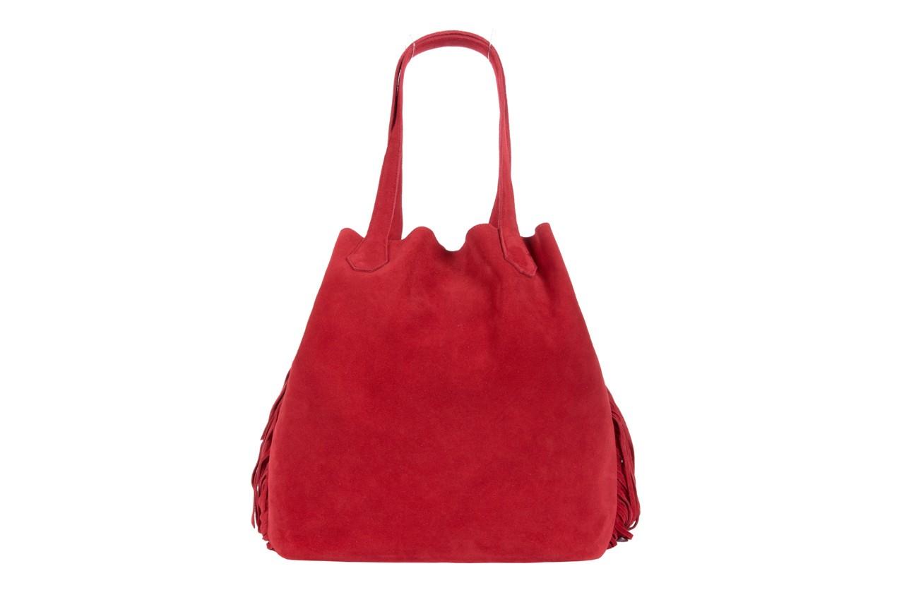 Bayla-125 torebka skórzana katania czerwona - bayla - nasze marki 7