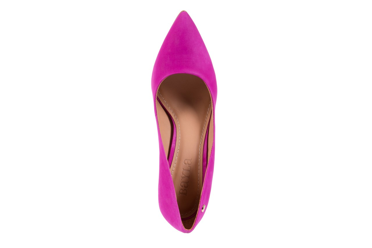 Bayla-067 118121 h nobuck purpura - bayla - nasze marki 11