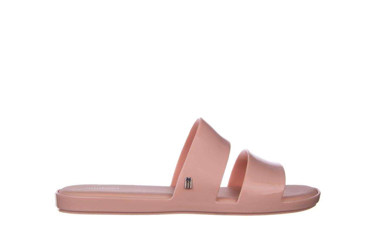 Klapki melissa color pop ad pink 010343, róż, guma - kobieta 7