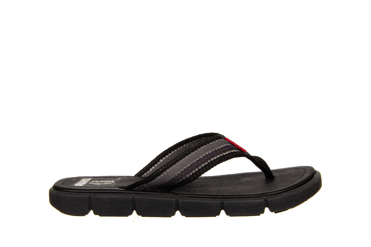Klapki azaleia 451-op450 black, czarny, materiał  - azaleia - nasze marki 6