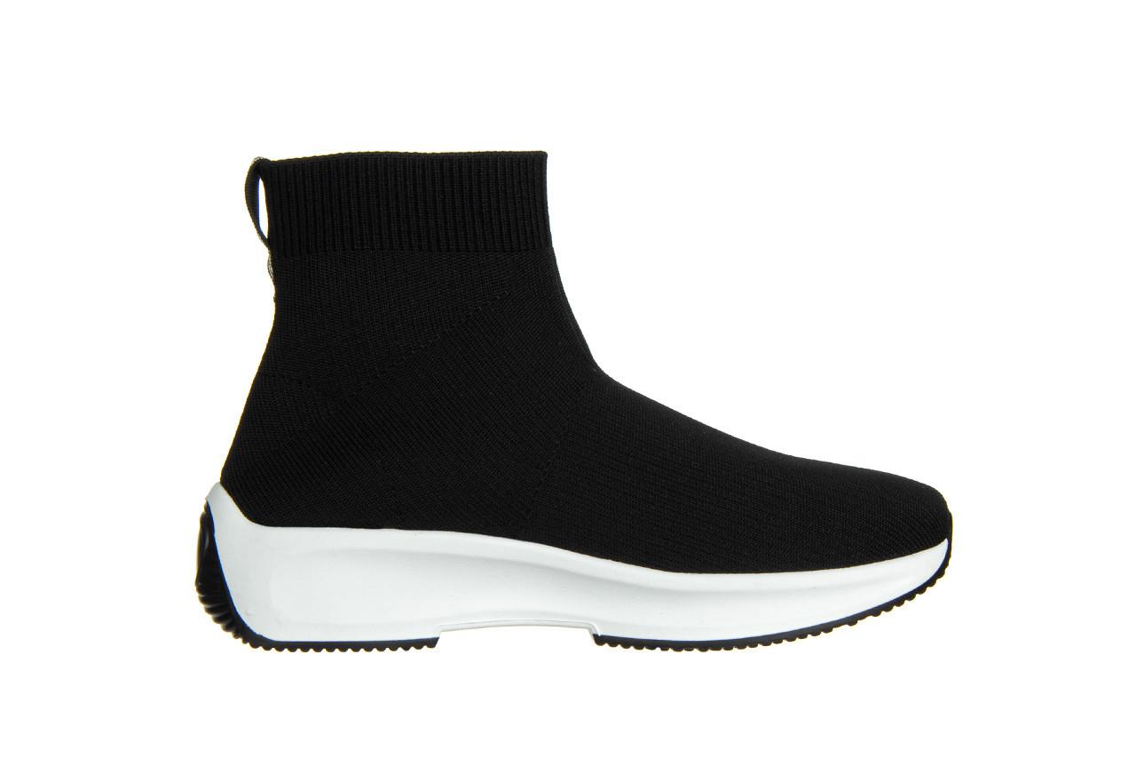 Sneakersy sca'viola l-16 black 047195, czarny, materiał - jesień-zima 2020/2021 8
