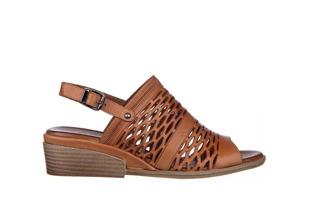 Sandały bayla-161 061 1600 tan 161201, brąz, skóra naturalna  - bayla - nasze marki 8