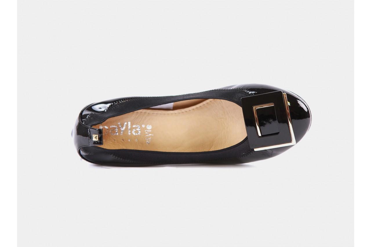 Bayla 1238-41 black patent - bayla - nasze marki 12