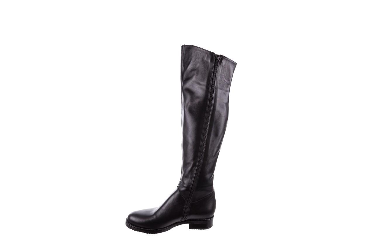 Kozaki bayla-056 4086-08 czarny, skóra naturalna - kozaki - buty damskie - kobieta 10
