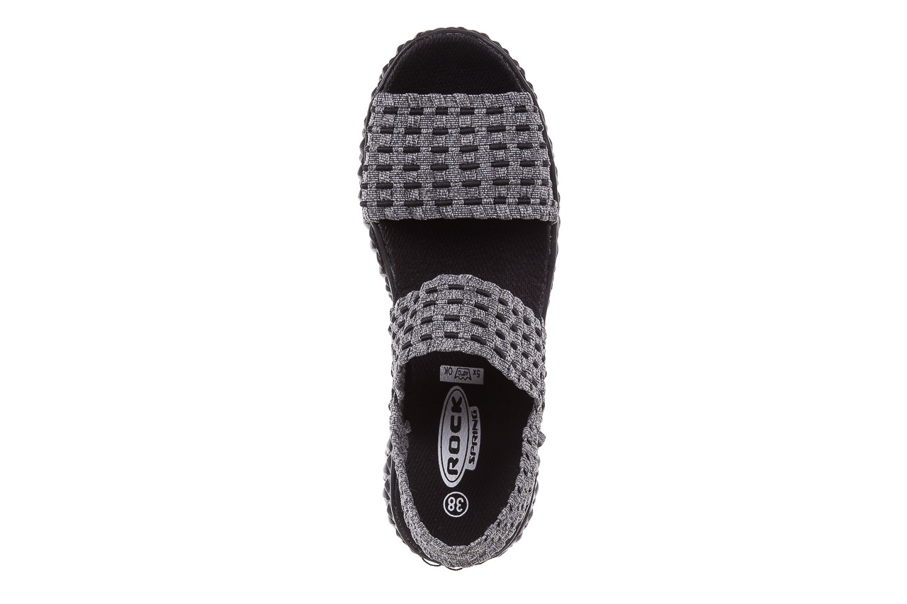 Rock roxana medium ash black - rock - nasze marki 11