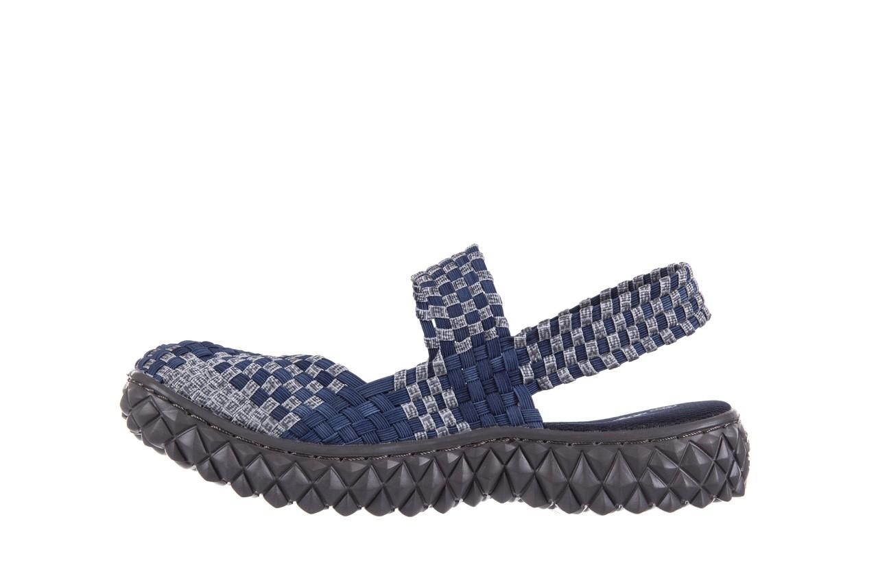 Rock over sandal washed navy 16 - rock - nasze marki 8
