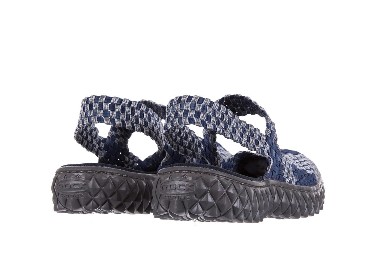 Rock over sandal washed navy 16 - rock - nasze marki 9