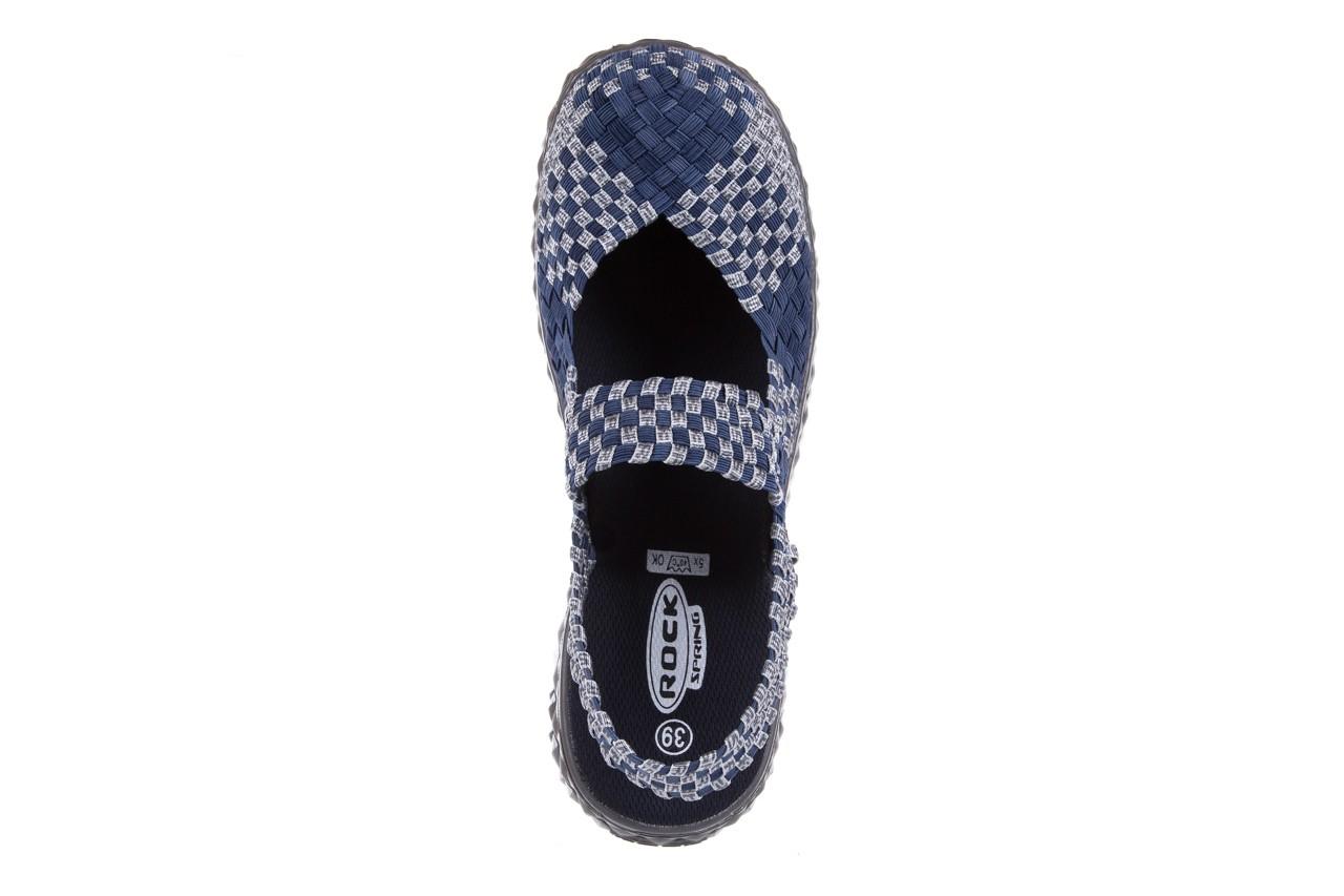 Rock over sandal washed navy 16 - rock - nasze marki 10