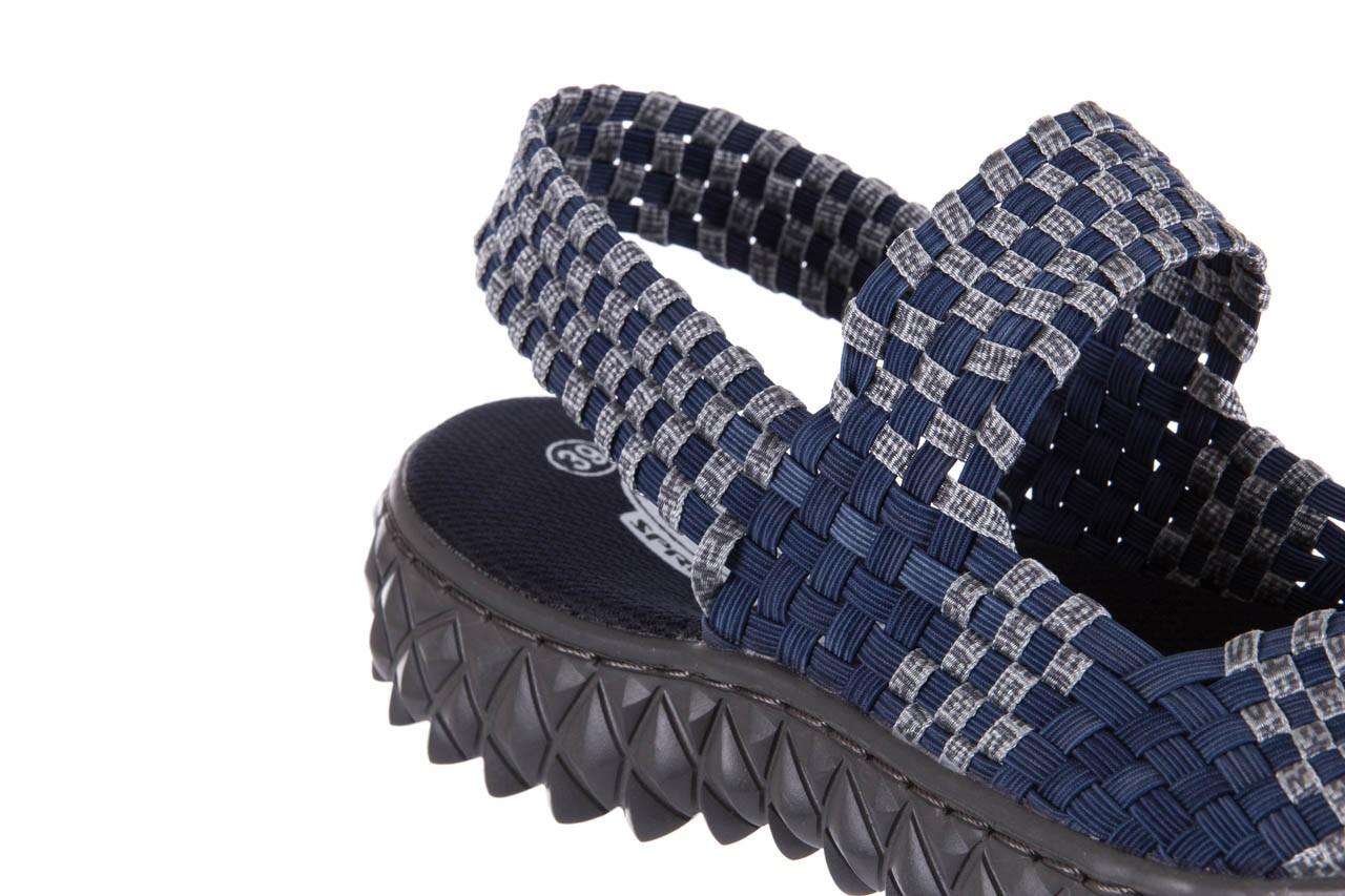 Rock over sandal washed navy 16 - rock - nasze marki 11