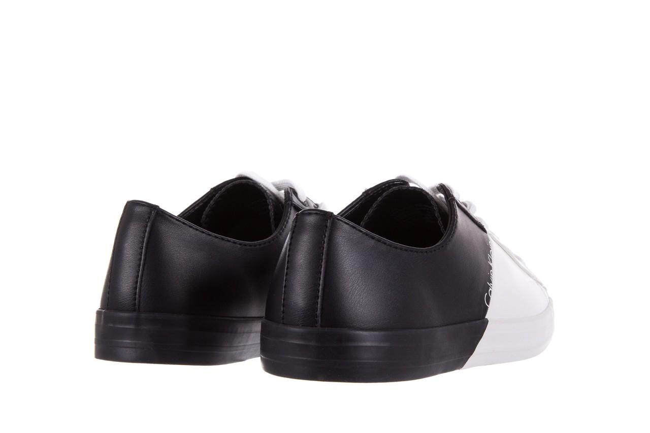 Calvin klein jeans wanda matte smooth black-white 3 - calvin klein jeans - nasze marki 10