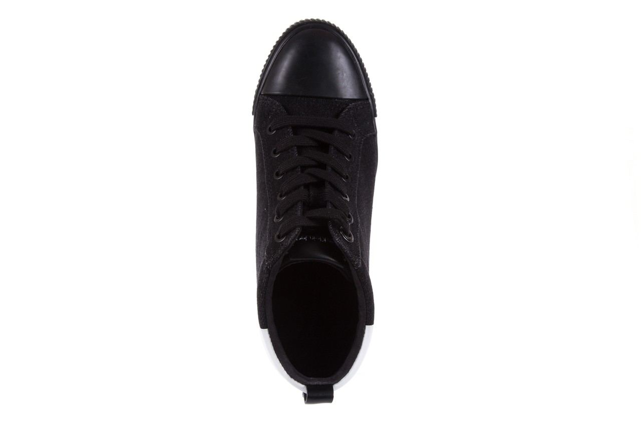 Calvin klein jeans rizzo denim black-off white - calvin klein jeans - nasze marki 11