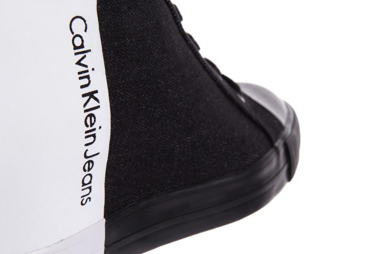 Calvin klein jeans rizzo denim black-off white - calvin klein jeans - nasze marki 12