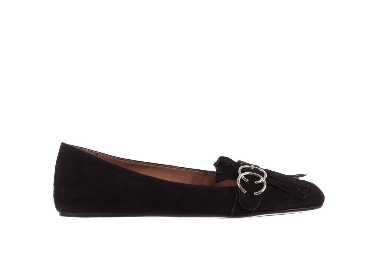 Lordsy bayla-174 mi3702 czarny, skóra naturalna  - mokasyny i lordsy - półbuty - buty damskie - kobieta 7
