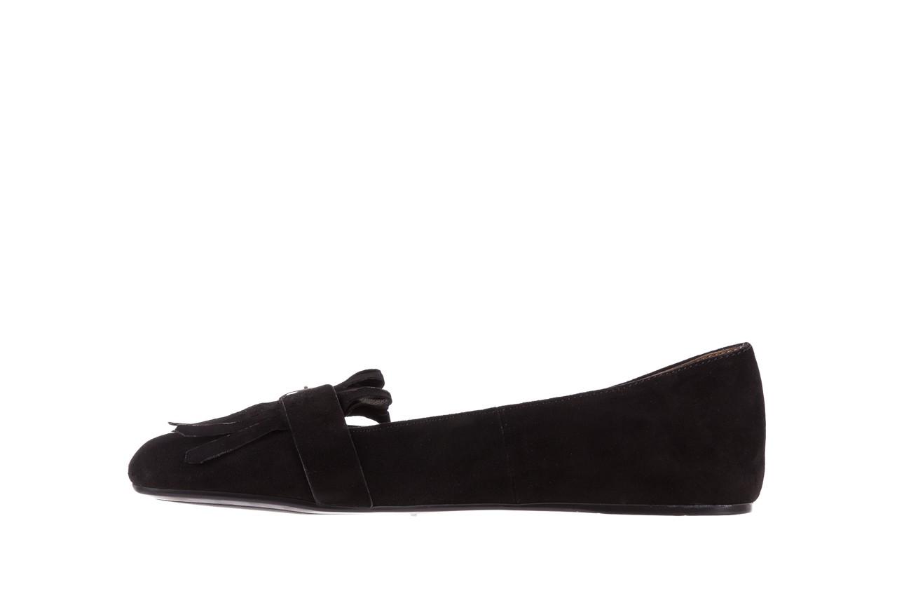 Lordsy bayla-174 mi3702 czarny, skóra naturalna  - mokasyny i lordsy - półbuty - buty damskie - kobieta 10