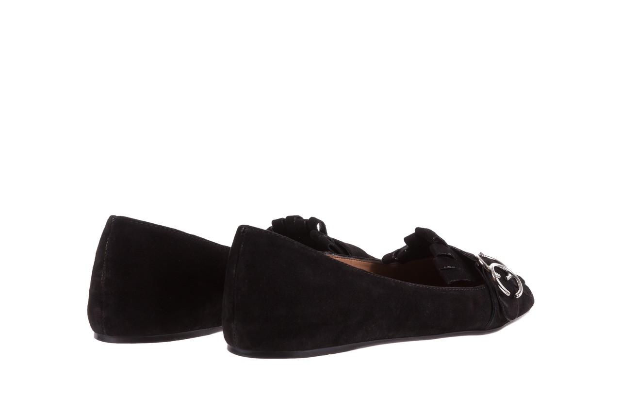 Lordsy bayla-174 mi3702 czarny, skóra naturalna  - mokasyny i lordsy - półbuty - buty damskie - kobieta 11