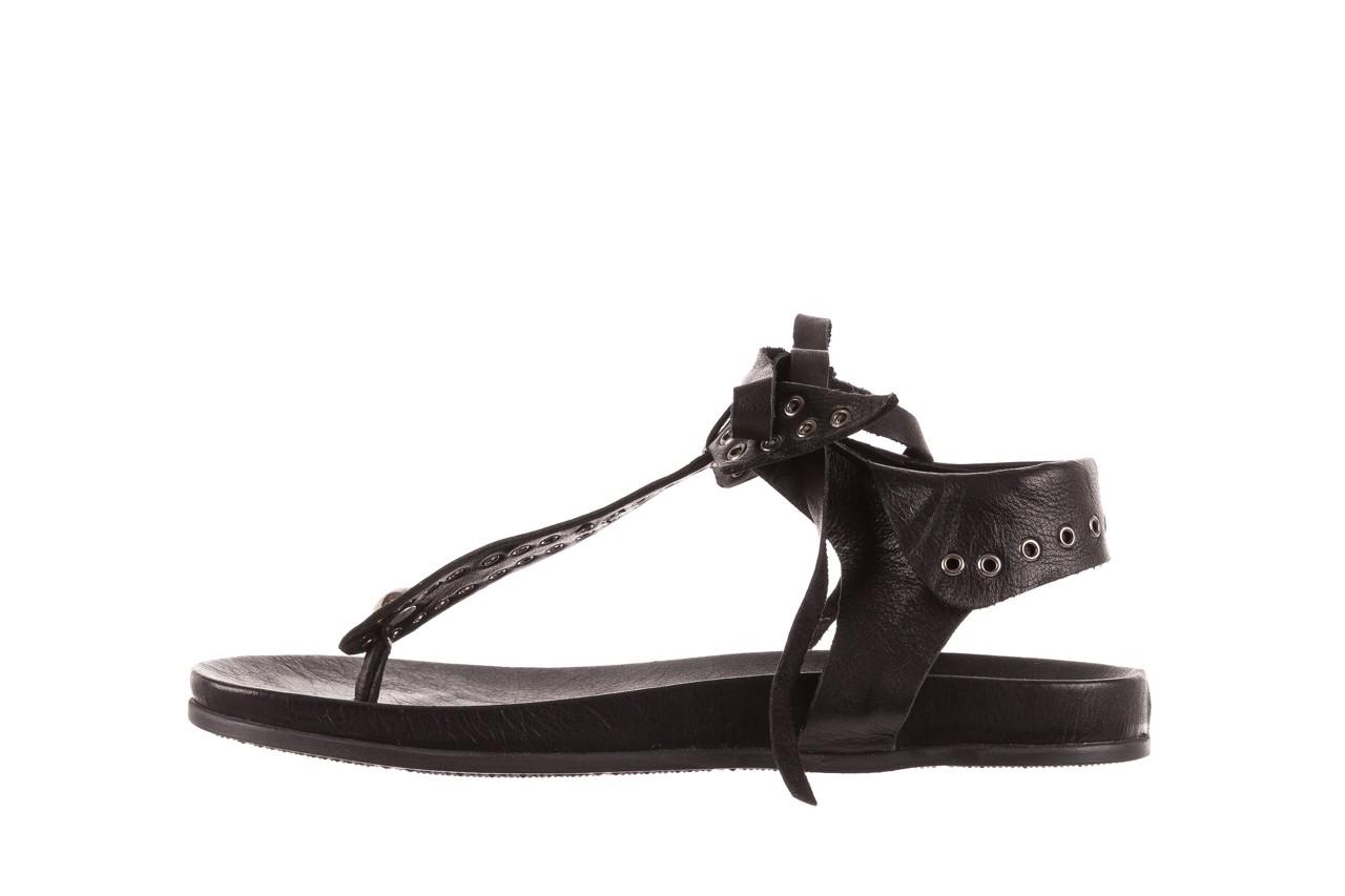 Sandały bayla-163 17-178 black, czarny, skóra naturalna  - bayla - nasze marki 9