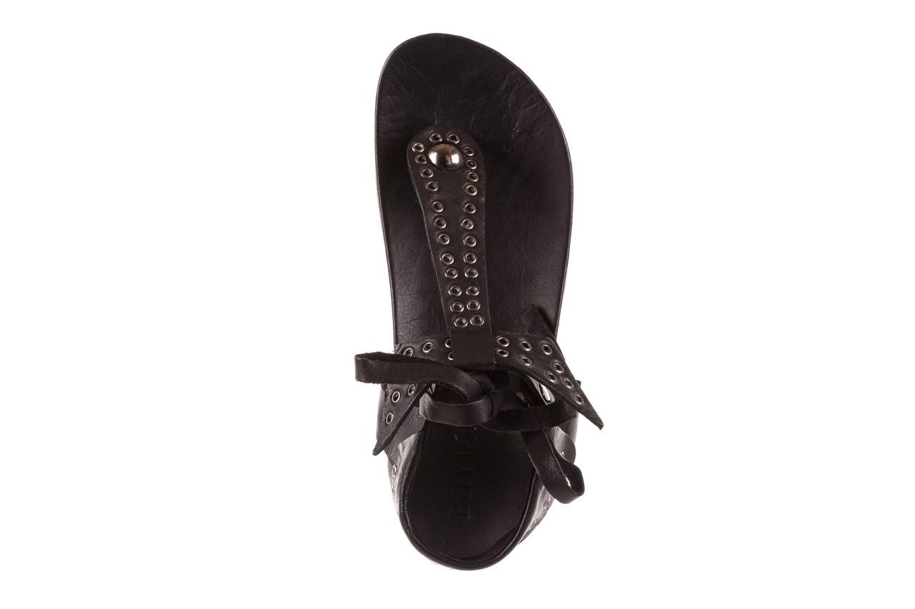 Sandały bayla-163 17-178 black, czarny, skóra naturalna  - bayla - nasze marki 11