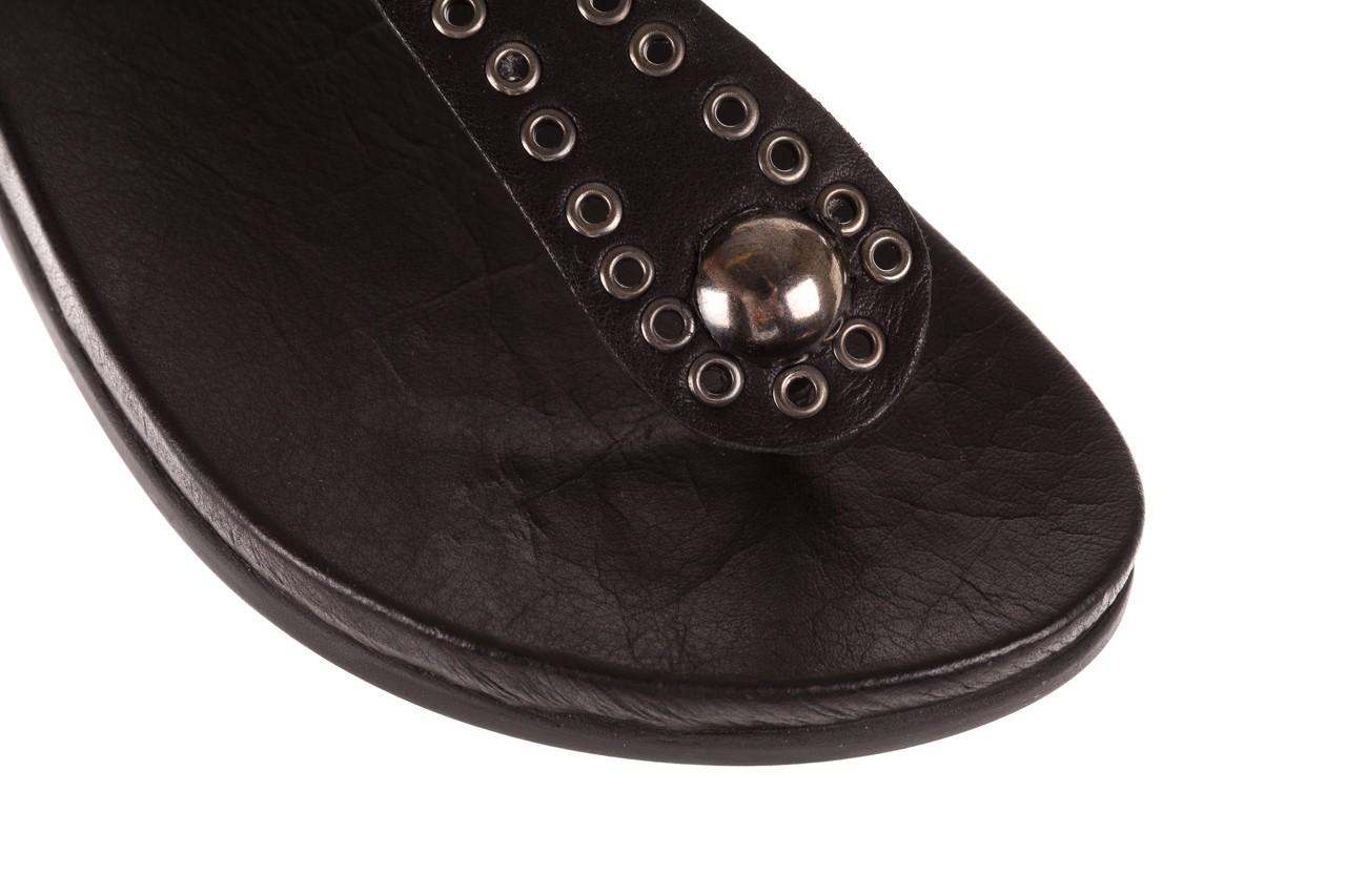 Sandały bayla-163 17-178 black, czarny, skóra naturalna  - bayla - nasze marki 13