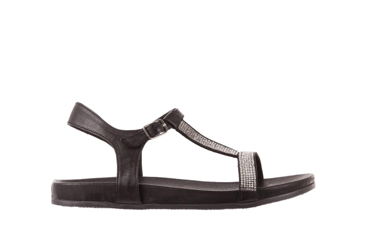 Sandały bayla-163 17-301 black, czarny, skóra naturalna  - bayla - nasze marki 6