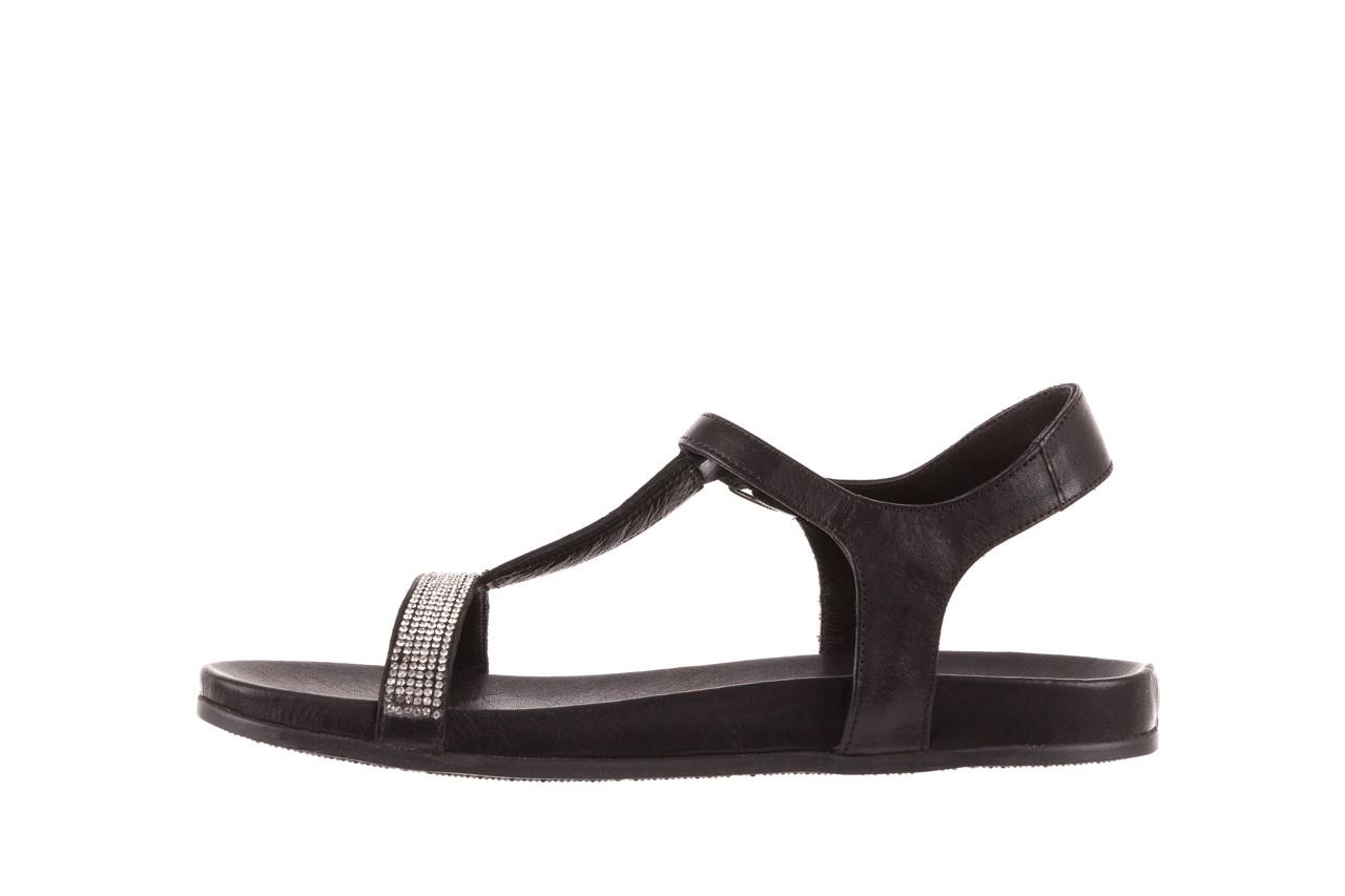 Sandały bayla-163 17-301 black, czarny, skóra naturalna  - bayla - nasze marki 8