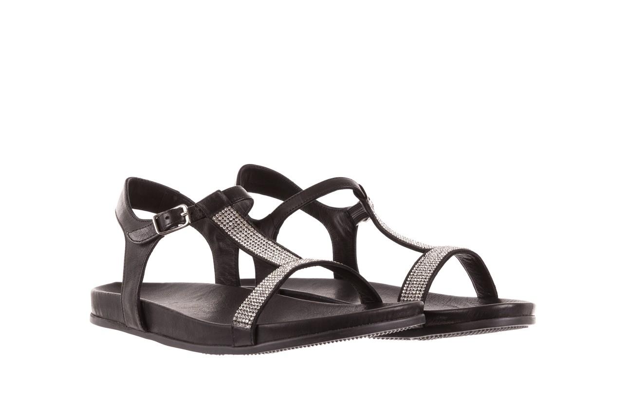 Sandały bayla-163 17-301 black, czarny, skóra naturalna  - bayla - nasze marki 7