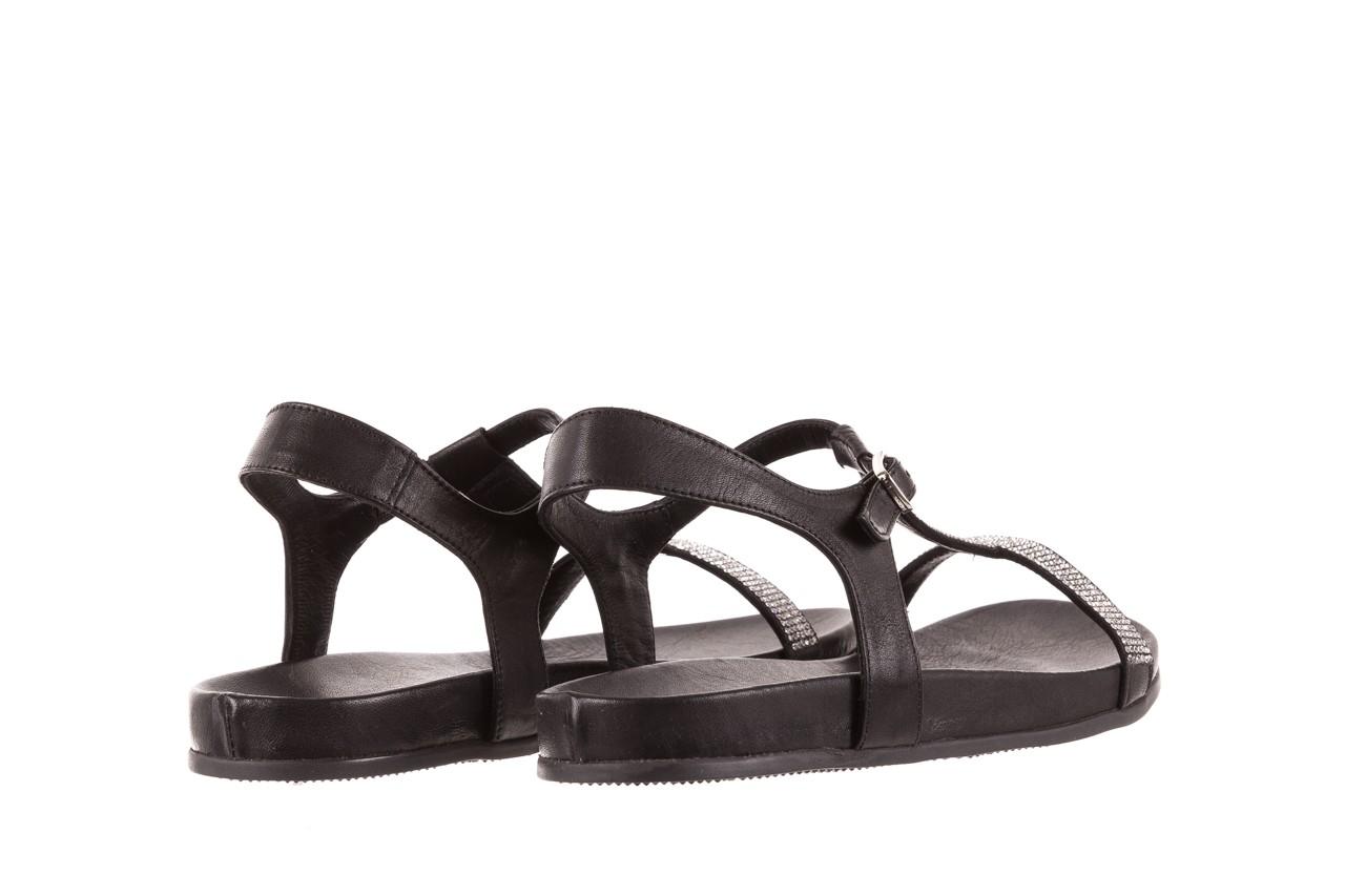 Sandały bayla-163 17-301 black, czarny, skóra naturalna  - bayla - nasze marki 9