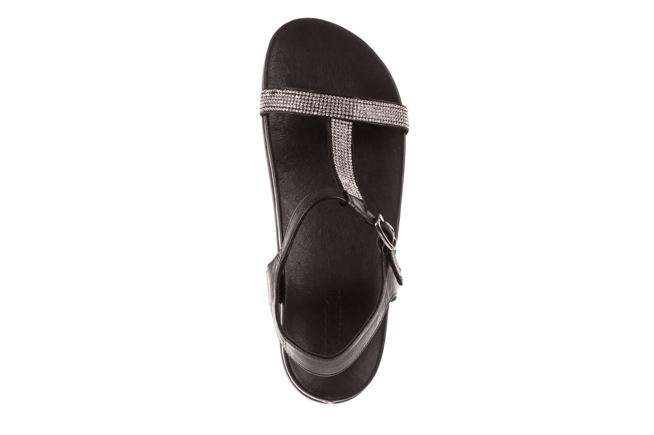 Sandały bayla-163 17-301 black, czarny, skóra naturalna  - bayla - nasze marki 10