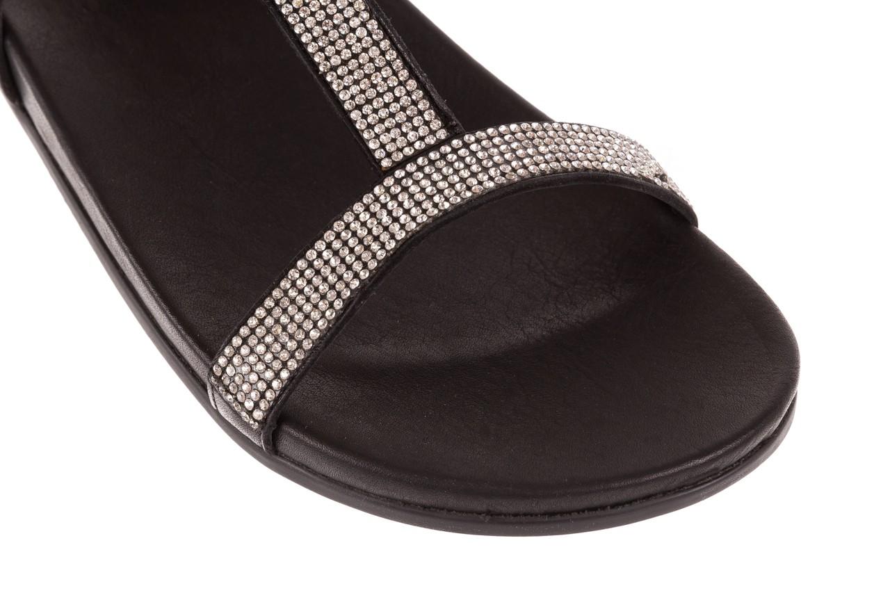 Sandały bayla-163 17-301 black, czarny, skóra naturalna  - bayla - nasze marki 11