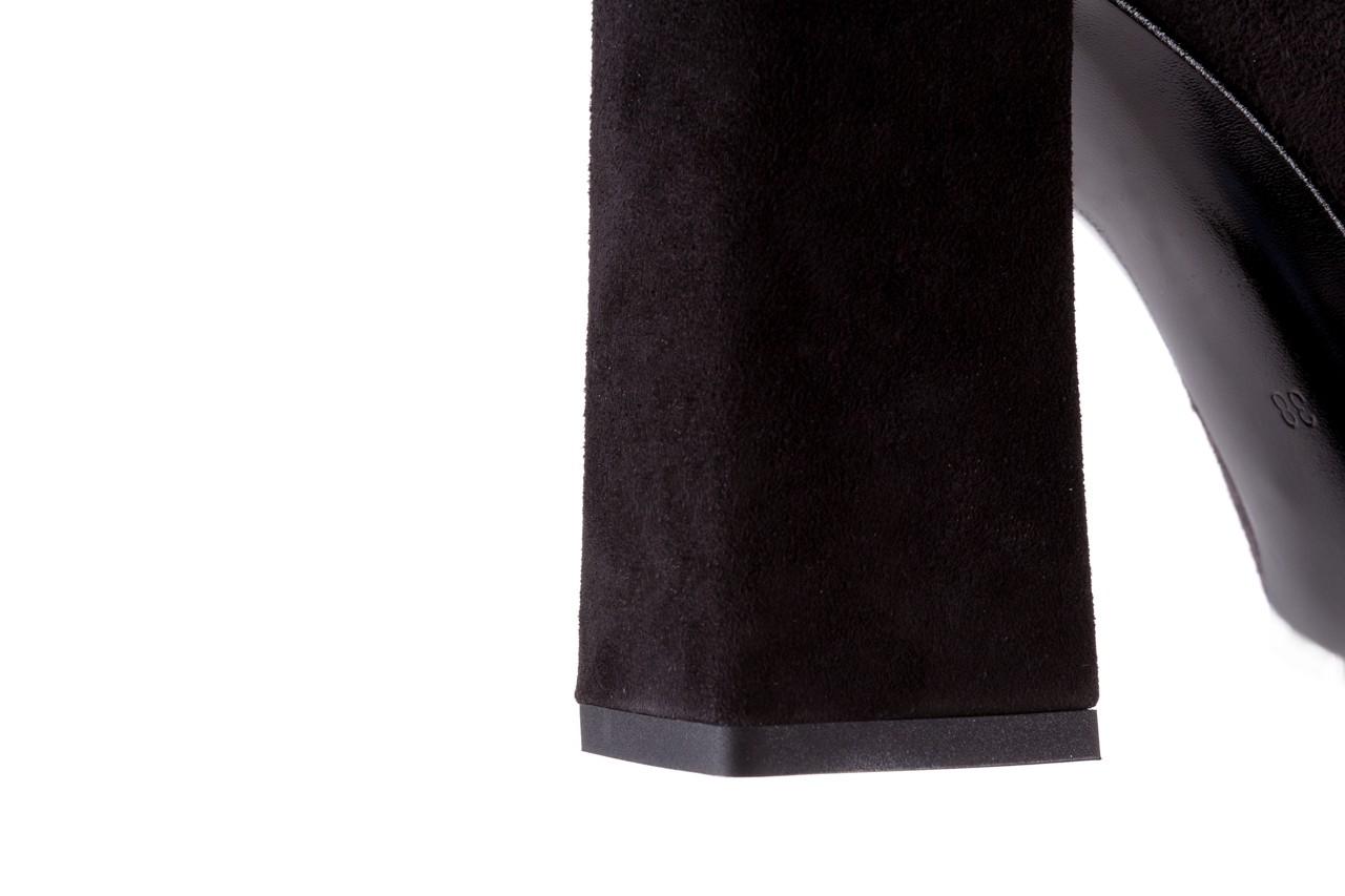 Czółenka bayla-056 5065-764 czarny 056344, skóra naturalna  - bayla - nasze marki 15