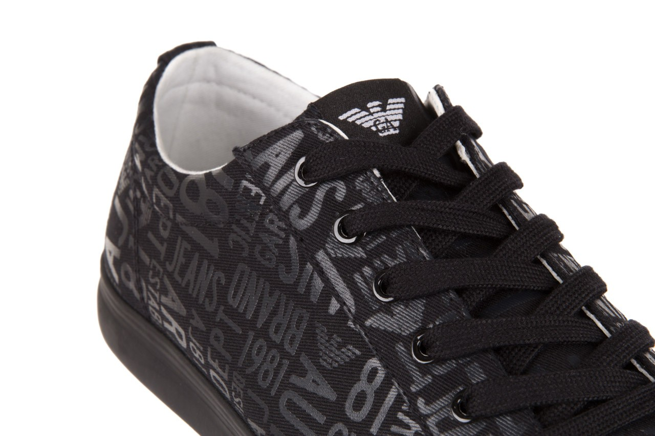 Armani jeans c6557 12 nero-black - armani jeans - nasze marki 11