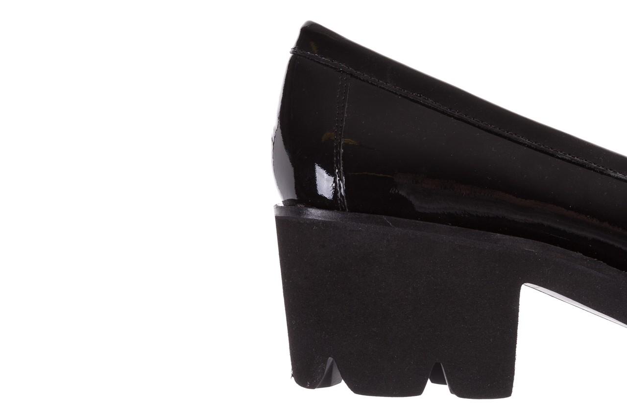 Mokasyny bayla-018 16471-x23 black, czarny, skóra naturalna lakierowana  - bayla - nasze marki 15